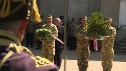 A hősökre emlékeztek Kaposváron