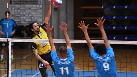 Győzelemmel tért vissza a Fino Kaposvár a sportcsarnokba