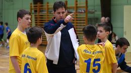 Zarka Péter a Diamant új vezetőedzője