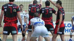 A kaposváriak távol vannak a Közép-európai Liga döntőjétől