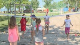 Balatoni röplabdás tábor