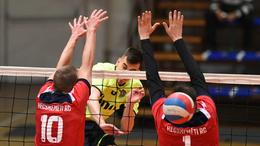 Négy között a kaposvári U21-es férfi röplabdázók