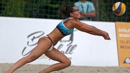 Kaposvári siker az idei első strandröplabda fordulón