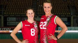 Két kaposvári játékos a röplabda EB-n!