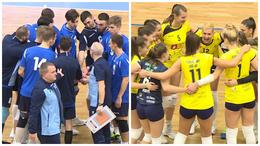 Kemény meccsek előtt állnak a kaposvári röplabdacsapatok