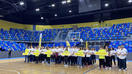Diákolimpiai döntő Kaposváron