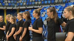 Rajtra készek a női röplabdázók