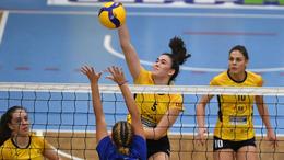 Női röplabda: hat kaposvári játékos a felnőtt válogatottban