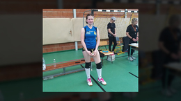 Röplabda: kaposvári lány a válogatottban