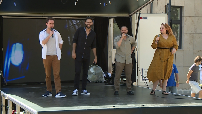 Új évadot hirdetett a Csiky Gergely Színház