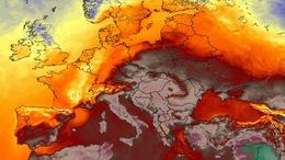 Afrikai eredetű, forró levegő tölti ki a Kárpát-medencét