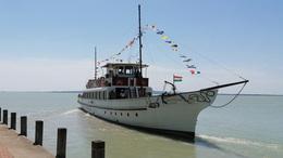 130 éves a Helka nosztalgiahajó