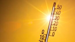 A hét elején tovább fokozódik a hőség