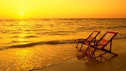 A hétvégére visszatér az igazi strandidő