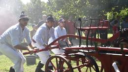A tűzoltó hagyományoké volt a főszerep Marcaliban