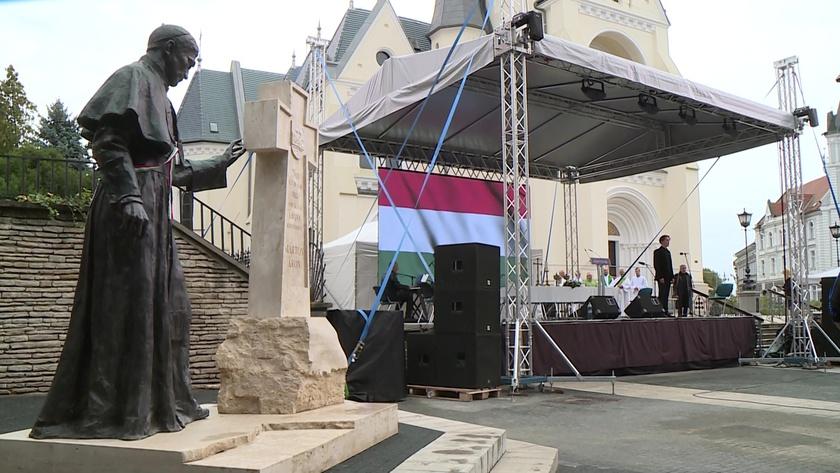 Márton Áron születésének 125. évfordulójára emlékeztek