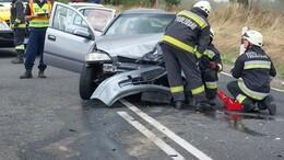 Súlyos balesetekhez is riasztották a somogyi tűzoltókat
