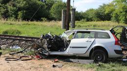 Halálos vonatbaleset Kaposvárnál