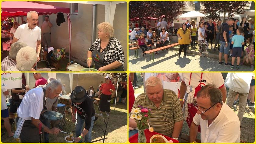 Közösségépítő falunap Toponáron