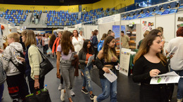 Megnyitotta kapuit a kaposvári pályaválasztási kiállítás
