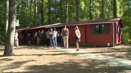 Oktatóközpont nyílt a Zaranyi erdő szívében