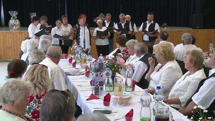 Összegyűltek a nyugdíjas egyesületek Toponáron