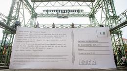 Elkészült a világ legnagyobb képeslapja
