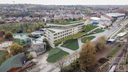 Ilyen lesz az új kaposvári szálloda