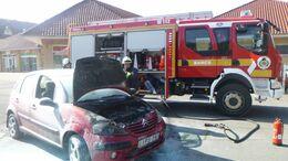 A szokásosnál kevesebb dolguk volt a hétvégén a tűzoltóknak