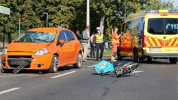 Halálra gázoltak egy biciklist Kaposvár határában
