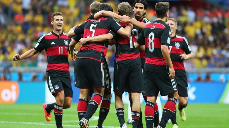 7-1-re ütötték ki a brazilokat Joachim Löw fiai az elődöntőben