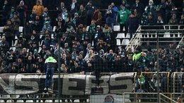 Egymillió forintos büntetést kapott a Fradi a kaposvári mérkőzése után
