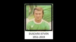 Elhunyt Duschák István
