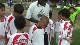 Befejezéséhez közeledik a kaposvári Intersport Ifjúsági Futballfesztivál