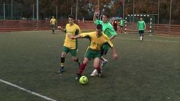 Kispályás foci a Kapos TV képernyőjén!