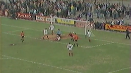 Látta már a '87-es Pécs - Rákóczi meccs góljait?