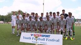 Véget ért az Ifjúsági Sportfesztivál