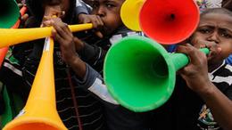 Vuvuzela: darazsak a világbajnokság mérkőzésein