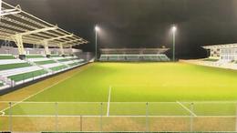Elkezdődött a Rákóczi-stadion korszerűsítése