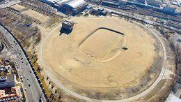 Így fest most a Puskás Stadion a levegőből