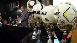 Díjeső az labdarúgók évzáróján