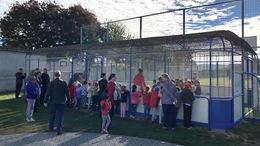 Kaposváron avatott sportpályát az Ovi-Sport Alapítvány
