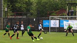 Pécs - Kaposvár finálé volt a Danone Focikupa elődöntőjében