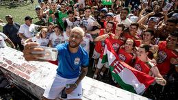Neymarék ellen meccselhettek a magyar grundfocisok