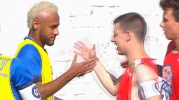 Neymar-ral együtt focizhatott egy kaposvári fiatal