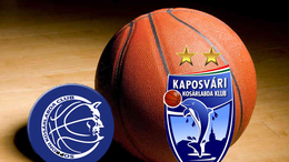 Kaposvári KK - Soproni KC