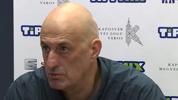 Ivkovics bizonytalan a folytatást illetően