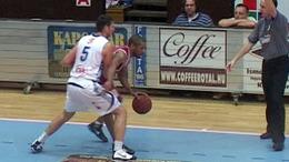 Először győztek idegenben a kaposvári kosárlabdázók